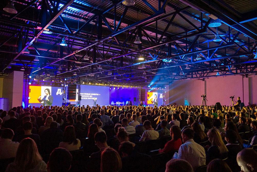 Компания BWS на конференции «Accelerate 2019»